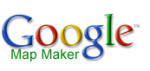 Logo de Google Map Maker