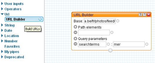 url builder