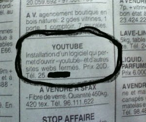 Youtube La Presse Tunisie