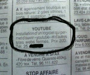 Youtube La Presse Tunisie